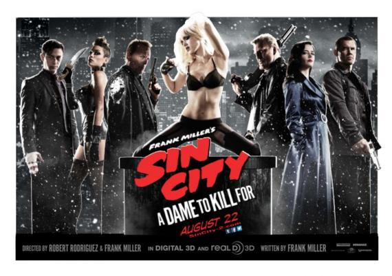 Imagen promocional Sin City: A Dame to Kill For (2014)