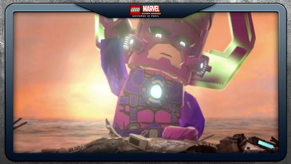 Imagen de LEGO Marvel Super Heroes: Universe in Peril (2014) para iOS