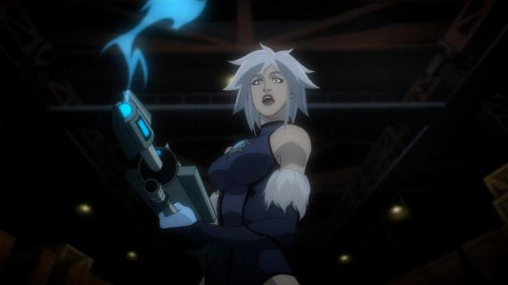 Killer Frost en Batman: Assault on Arkham (2014)