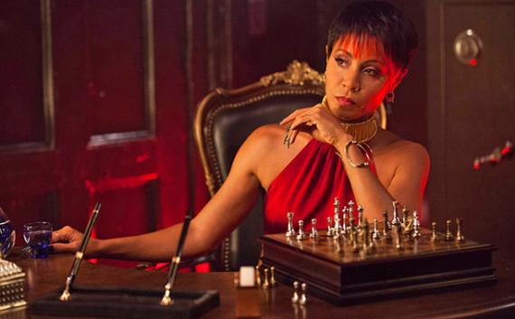 Imagen de la serie Gotham (2014), Jada Pinkett-Smith como 'Fish Mooney'