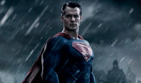 Imagen de Batman v Superman: Dawn of Justice (2016), Henry Cavill como Superman