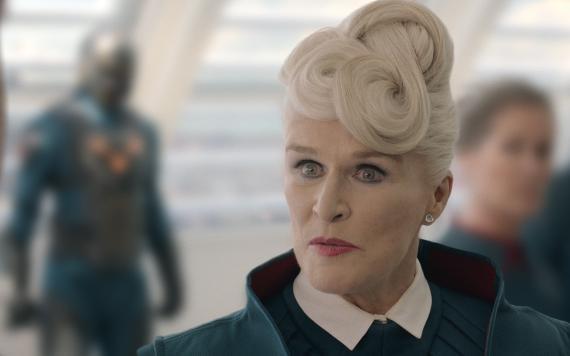 Imagen de Guardianes de la Galaxia (2014), Glenn Close como Nova Prime Rael