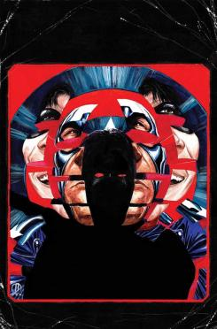 Imagen portada del cómic Bucky Barnes: The Winter Soldier #1