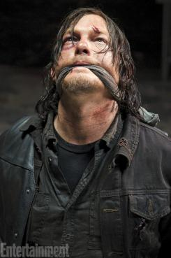 Daryl Dixon en la quinta temporada de The Walking Dead