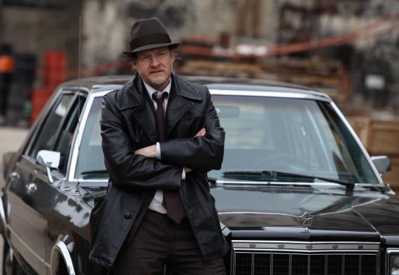 Imagen del episodio piloto de Gotham (2014)