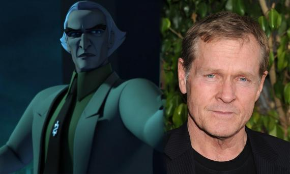 "William Sadler interpretará a Simon Stagg en ""The Flash"" (2014 - ?)"