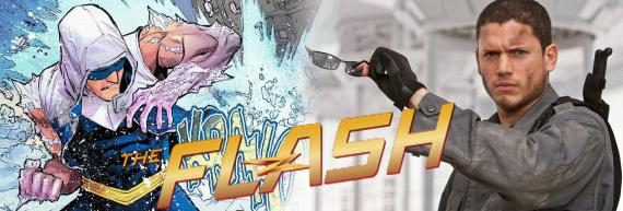 "Wentworth Miller será Leonard Snart en ""The Flash"" (2014 - ?)"