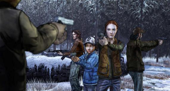 The Walking Dead Season Two - Episodio 4: Amid the Ruins (2014)