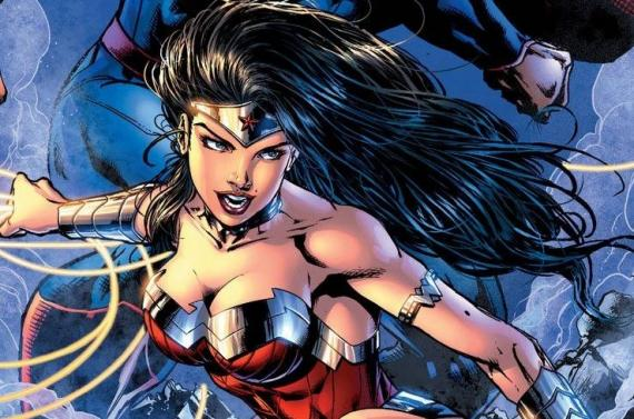 Wonder Woman en los cómics de DC