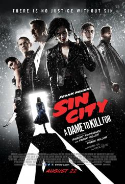 Póster de Sin City: A Dame to Kill For (2014)