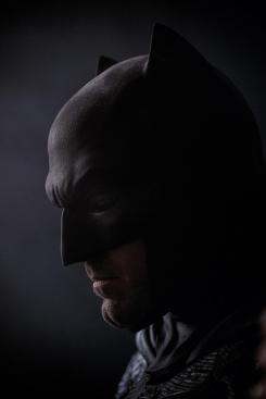 Ben Affleck como Batman en Batman v Superman: Dawn of Justice (2016)