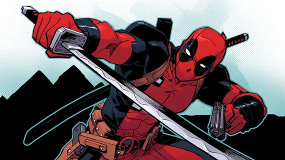Deadpool en los cómics de Marvel