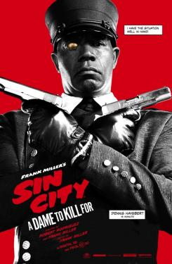 Póster individual de Sin City: A Dame to Kill For (2014), Dennis Haysbert es Manute