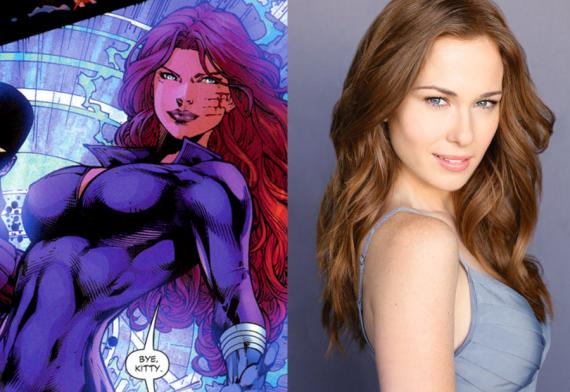 Kelly Frye interpretará a Plastique en The Flash (2014 - ?)