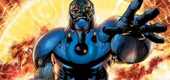 Darkseid, por Jim Lee
