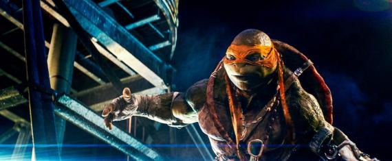 Imagen oficial de Teenage Mutant Ninja Turtles (2014)