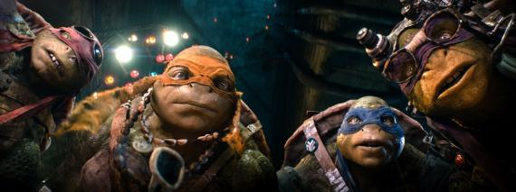 Imagen oficial de Teenage Mutant Ninja Turtles (2014)