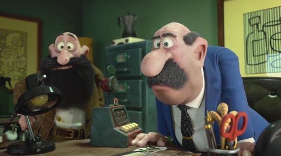 Captura del trailer de Mortadelo y Filemón contra Jimmy el Cachondo (2014)