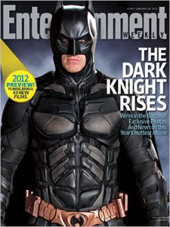 Portada de Entertainment Weekly del 13 de enero