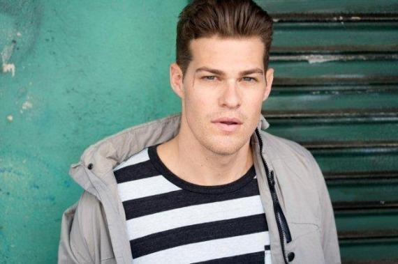 Greg Finley será Tony Woodward, alias Girder, en The Flash