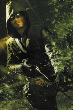 Portada de Arrow Season 2.5 #2