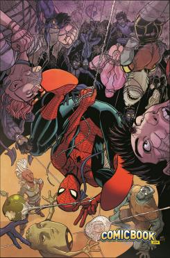 Spider-Man and The X-Men #1