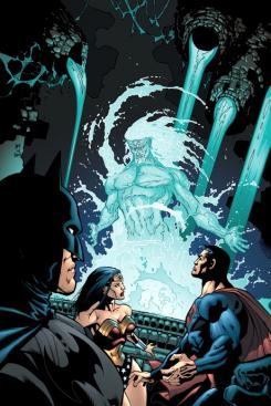 Portada de Justice League of America #72