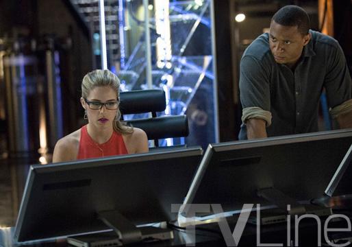 Imagen de la tercera temporada de Arrow (2012 - ?)
