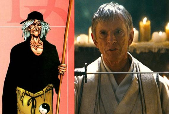 "Scott Glenn será Stick en ""Marvel's Daredevil"""