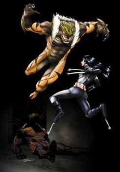 Dientes de Sable y X-23 serán los sustitutos de Lobezno tras su muerte