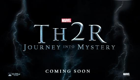Fan-made banner de Thor 2, obra de Marvel-Freshman