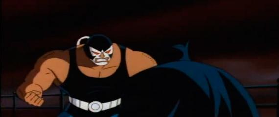 Los trailers de The Dark Knight Rises al estilo Batman: The Animated Series