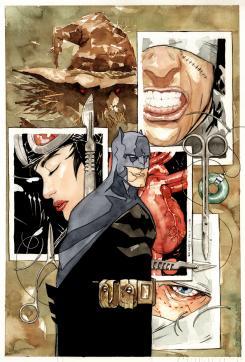 Página de Detective Comics #848