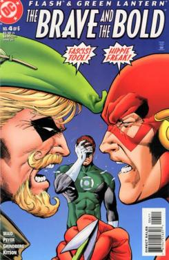 Flash and Green Lantern: The Brave and the Bold #4