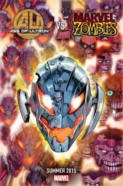 Marvel avanza Age of Ultron vs. Marvel Zombies para verano de 2015