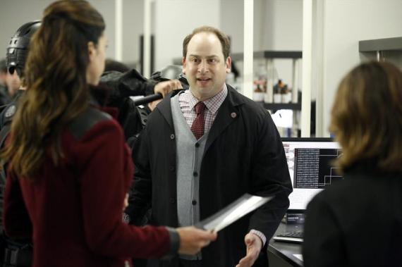 Imagen del episodio 2x05: A Hen in the Wolfhouse, de la serie Marvel's Agents of S.H.I.E.L.D. (2014)