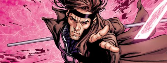Gámbito en el cómic X-Men Origins: Gambit