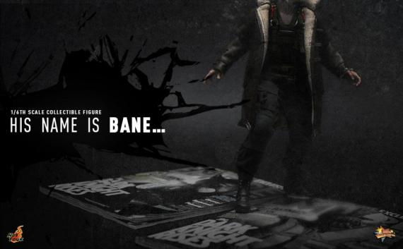 Figura de Bane de The Dark Knight Rises (2012) de Hot Toys