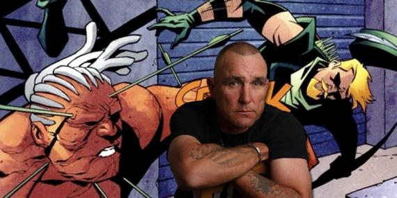 Vinnie Jones se une a la tercera temporada de Arrow como Danny 'Brick' Brickwell
