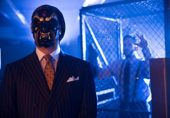 Imagen del episodio 1x08: The Mask de la primera temporada de Gotham (2014- ?)