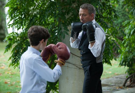 Imagen del episodio 1x09: Harvey Dent de la primera temporada de Gotham (2014- ?)