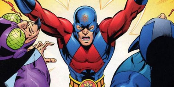 Ray Palmer / The Atom en los cómics de DC