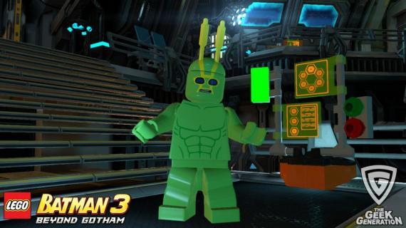 Ambush Man en LEGO Batman 3: Más allá de Gotham (2014)
