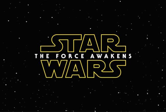 Logo de Star Wars: The Force Awakens (2015)