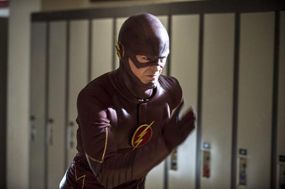 Imagen promocional de The Flash 1x06: The Flash is born