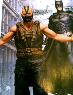 Estatuas de The Dark Knight Rises (2012) de DC Direct