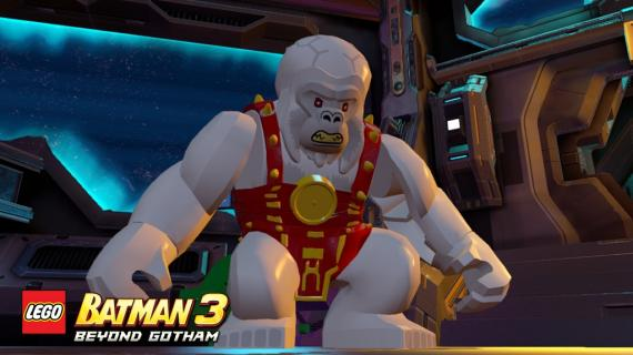 Ultra-Humanite en LEGO Batman 3: Más allá de Gotham (2014)