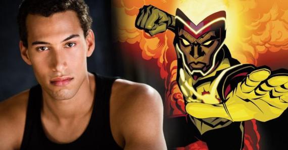 Luc Roderique será Jason Rusch, el Firestorm de los Nuevos 52, en The Flash