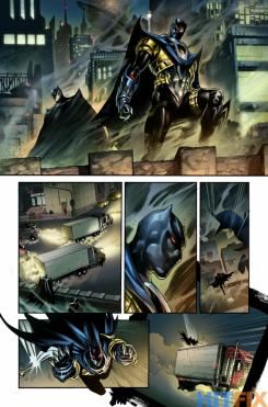 Convergence - Batman: Shadow of the Bat