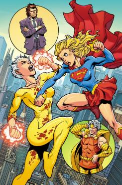 Convergence - Supergirl: Matrix
